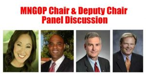 Panel Discussion - MNGOP Chair & DC Candidates @ Willy McCoy's Restaurant | Champlin | Minnesota | United States